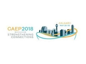 2018 annual conference of the Canadian Association of Emergency Physicians-CAEP